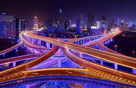 papier peint bureau ordinateur papier peint shanghai villes larges horizons pour votre