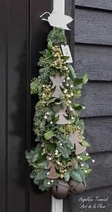 Kleiderhaken Für Die Tür : sch n f r die t r bastelideen weihnachten pinterest die t r t ren und weihnachten ~ Bigdaddyawards.com Haus und Dekorationen