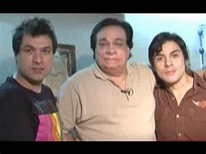 Kader Khan wants to promote his sons through theater - YouTube