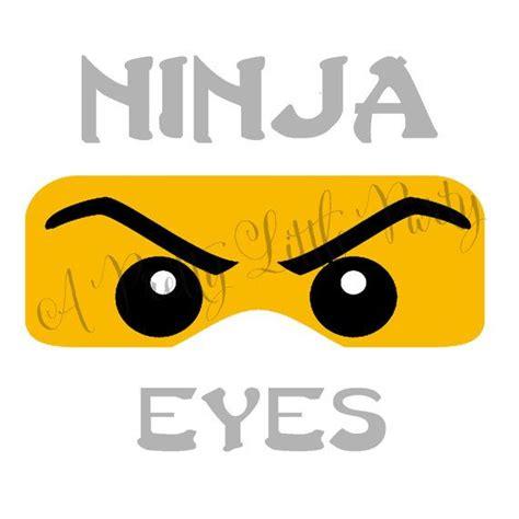 Spielgeld zum ausdrucken download auf freeware.de. Ninja Eyes - Ninja Birthday - Ninja - Party Supplies - INSTANT DOWNLOAD in 2019 | Geburtstag ...