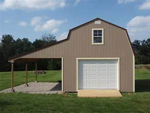 chea access amish storage sheds With barn tin lowes