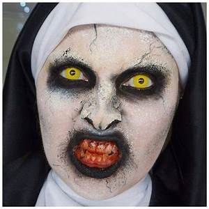 47 Latest Trending Halloween Ghost Makeup Ideas to Send ...