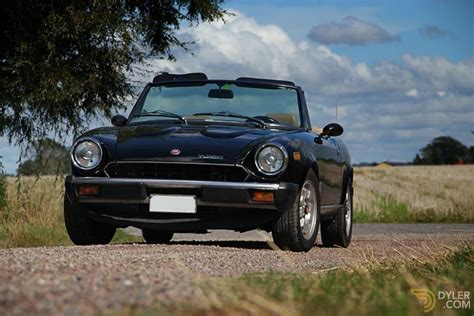 classic  fiat  turbo spider  sale  dyler