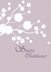 Mettre Une Annonce Gratuite : carte sinc res condol ances sur un fond violet envoyer une carte condol ances fleurs d s 0 99 ~ Medecine-chirurgie-esthetiques.com Avis de Voitures