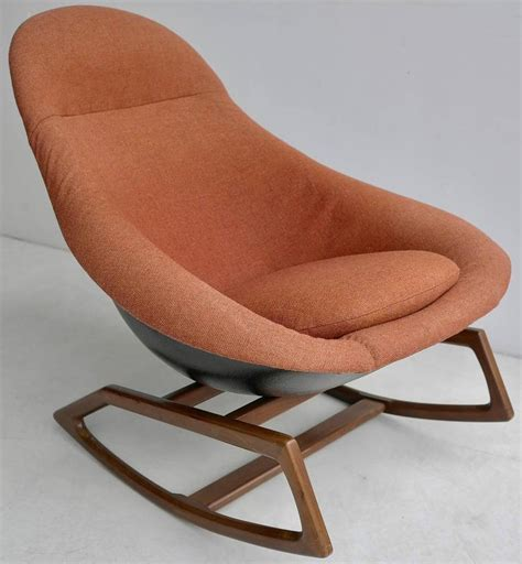 organic gemini rocking chair by walter s chenery for