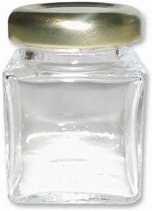 Glas Mit Schraubdeckel : quadratglas mit schraubdeckel glas f r proben ~ Eleganceandgraceweddings.com Haus und Dekorationen