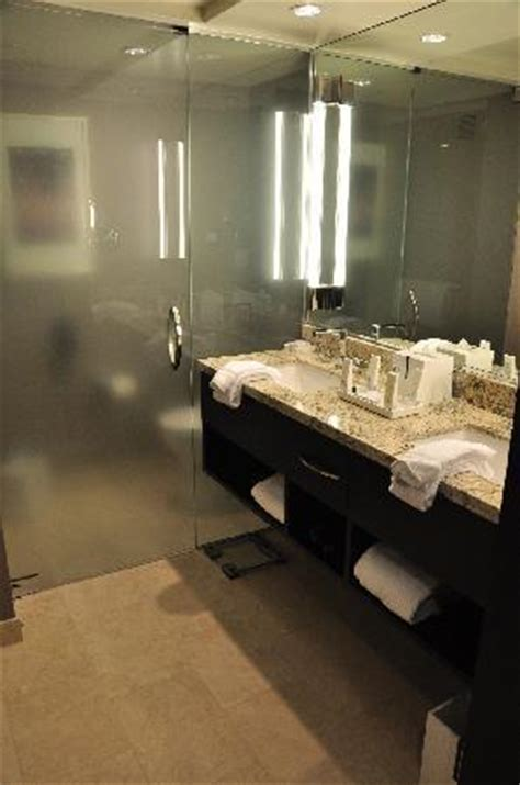 bathroom  aria picture  aria resort casino las