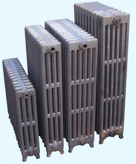 radiateurs classiques le mod 232 le le plus courant 224 petites colonnes