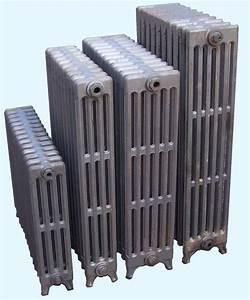Prix Radiateur Fonte : radiateurs classiques le mod le le plus courant petites ~ Melissatoandfro.com Idées de Décoration