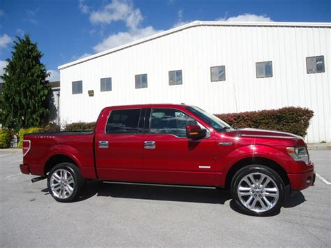 ford f150 4 door 1ftfw1et3dfd47231 2013 ford f150 crew cab 4 door limited
