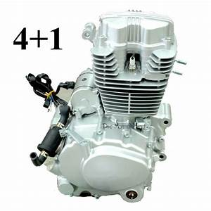 250cc Zongshen Engine Motor Manual Reverse Atv Quad Bike