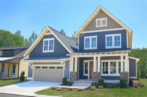 two story house ideas photo gallery two story home blue exterior well kept landscaping http