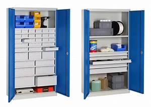 Armoire A Tiroir : armoire tiroirs industrielle fos 6 mobilier de bureau ~ Edinachiropracticcenter.com Idées de Décoration