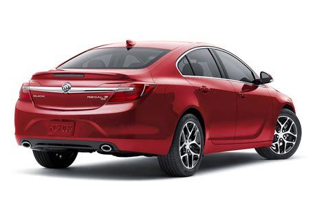 2016 Buick Regal Reviews And Rating