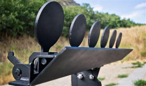 action targets  sport plate rack   rimfire  range tv