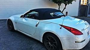Nissan 350z Convertible Top Replacement