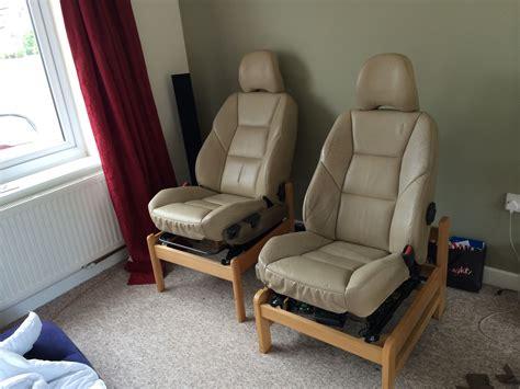 Car Armchair by Home Made Car Seat Chairs So Comfy Homeofficeideasformen