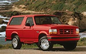 Used 1996 Ford Bronco Pricing