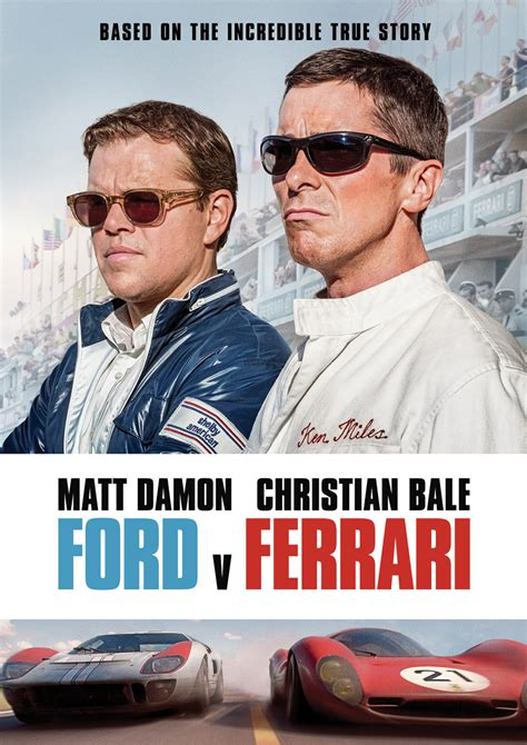Nowadays, it's actually considered a risk, despite being, by an older standard, about as mainstream as mainstream gets. Ford vs Ferrari - (pre) review - Media Studies