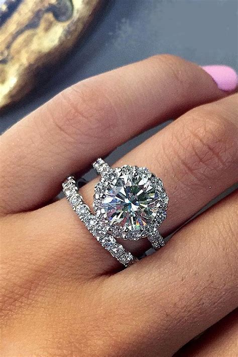 30 excellent wedding ring sets for beautiful women oh so