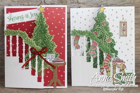 stampin  ready  christmas cards scrapping