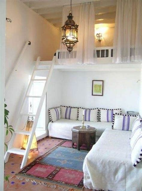cool designs  small spaces open  eaves  add loft