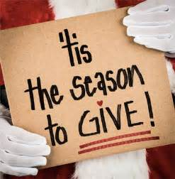 ideas for quot giving back quot this christmas one good thing by jillee