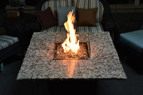 firetainment gas pit table cleveland oh