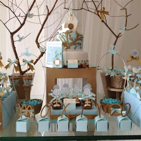 Baptism Decoration Ideas For Boy And by Vintage Gold Baptism Ideas Baptism Boys And