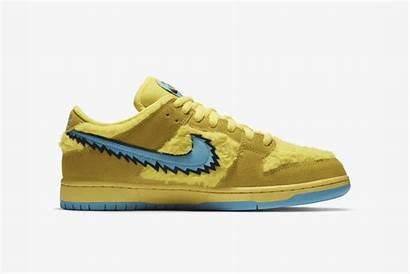 Nike Dunk Grateful Dead Low Sb Wear