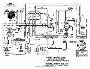 26 Lawn Mower Key Switch Diagram