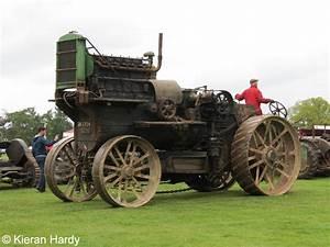 Converted Diesel Traction Engine  U0026 39 Salty U0026 39