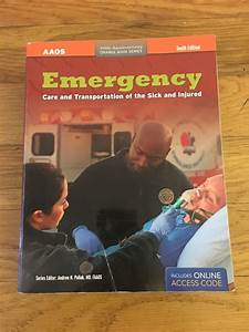 Aaos 10th Edition Emt Textbook Free Download