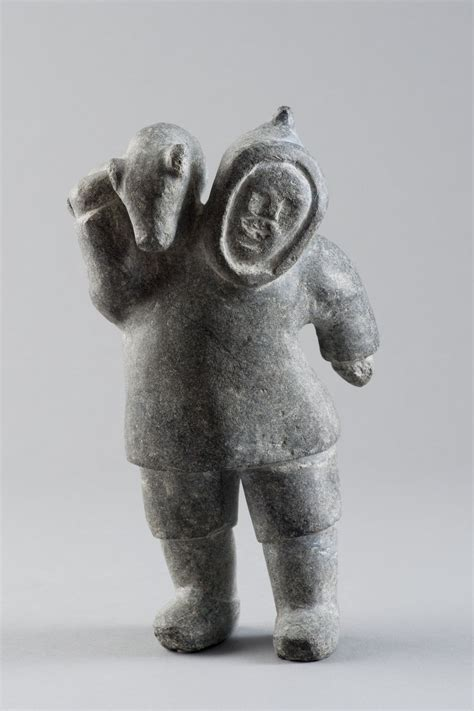 Soapstone Artists by Polar Research Institute Cambridge 187 Exhibitions
