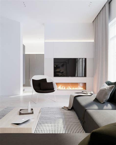 minimalist interiors minimalist black and white interior decoholic
