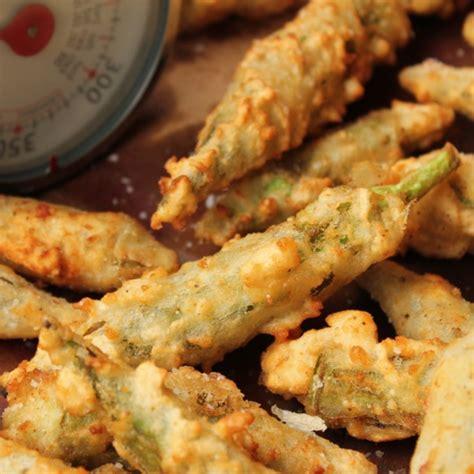 fried okra recipe dishmaps