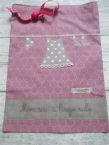 Sac à Linge Sale : sac linge sale petit fil linge pour b b ~ Dailycaller-alerts.com Idées de Décoration