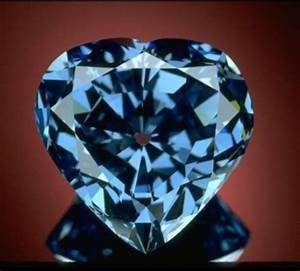 Begum Blue diamond famous jewelry