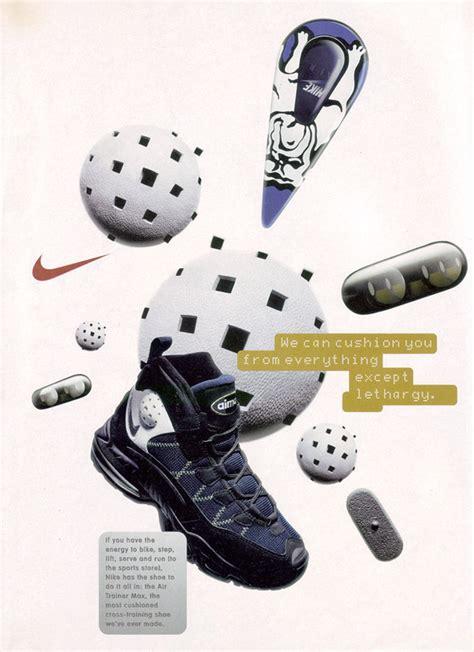 classic nike print ads   sneakernewscom
