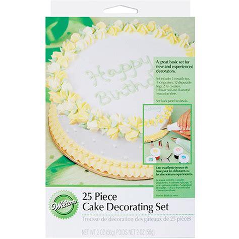 Cake Decorating Set by Cake Decorating Set 25 Pieces Walmart