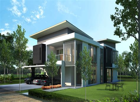 New Bungalow House For Sale At Cypress Residences, Denai