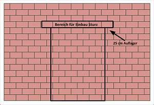 Durchbruch Tragende Wand Kosten : wanddurchbruch sturz einbauen metallteile verbinden ~ A.2002-acura-tl-radio.info Haus und Dekorationen