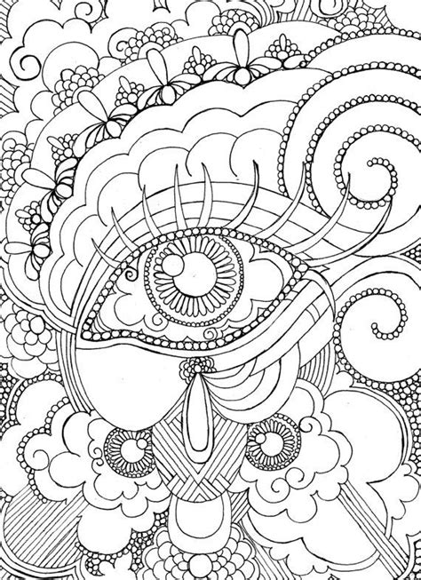 Coloring Page For Adults by 63 Coloring Pages To Nourish Your Mental Visual