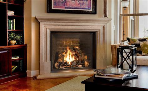 Fireplace Xtrordinair 4237 Clean Face Gas Fireplace