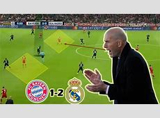 How Zidane Rescued Madrid Bayern Munich vs Real Madrid 1