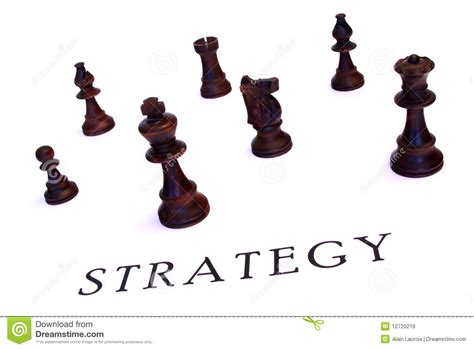 chess strategy chess strategy royalty free stock images image 12720219