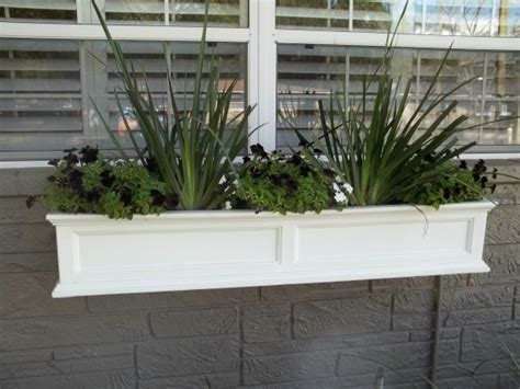 Window Sill Garden Planters by Window Sill Planter Box Home Sweet Home Exterior House