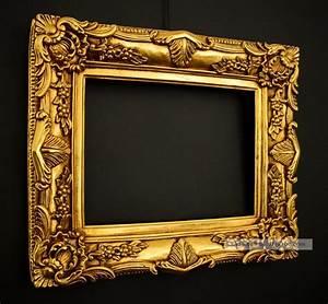 Bilderrahmen 30 X 20 : barock bilderrahmen 60 x 50 cm 30 x 40 cm gold gem lde rahmen prunkrahmen ~ Eleganceandgraceweddings.com Haus und Dekorationen