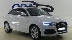 Audi Q3 Noir : audi q3 2 0 tdi 150 s line quattro s tronic occasion mont limar drome ard che ora7 ~ Gottalentnigeria.com Avis de Voitures