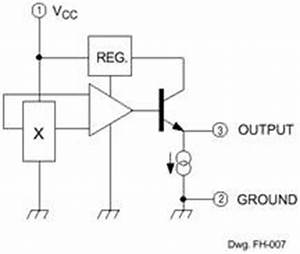 hall effect sensors magnetic field electronic circuit With the hall effect switch is a electronic circuit whichemits a voltage